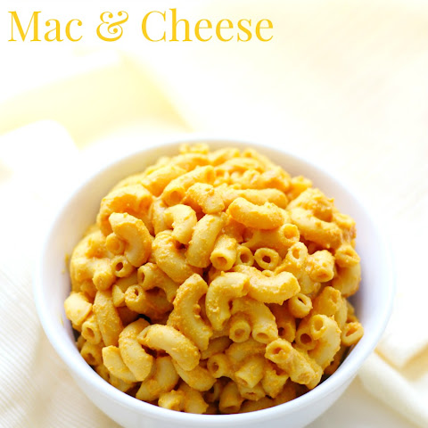 One-Pot Vegan Mac & Cheese