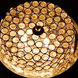 Light by Vilasini Tinnaneri - Artistic Objects Glass ( colour, metal, beautiful, glass, light )