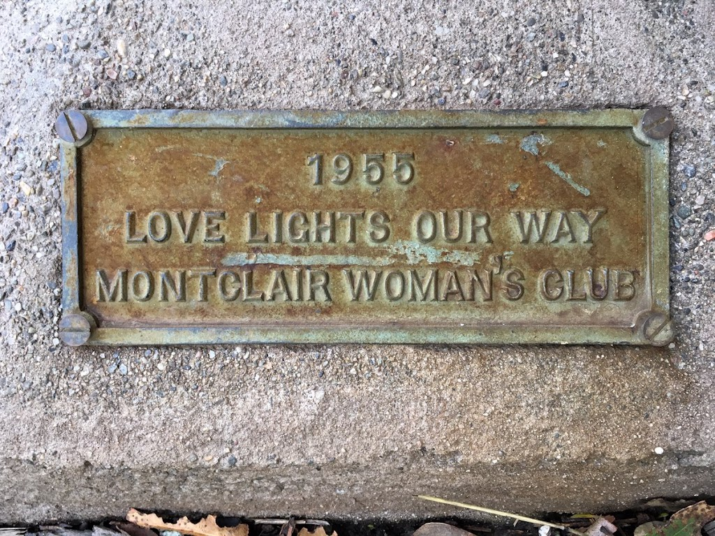 1955 LOVE LIGHTS OUR WAY MONTCLAIR WOMAN'S CLUB Submitted by @jqmcd