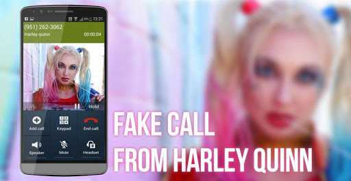 Fake Call From Harley Quinn For PC