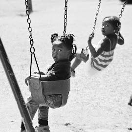 Playground by Paul Hopkins - Babies & Children Children Candids (  )