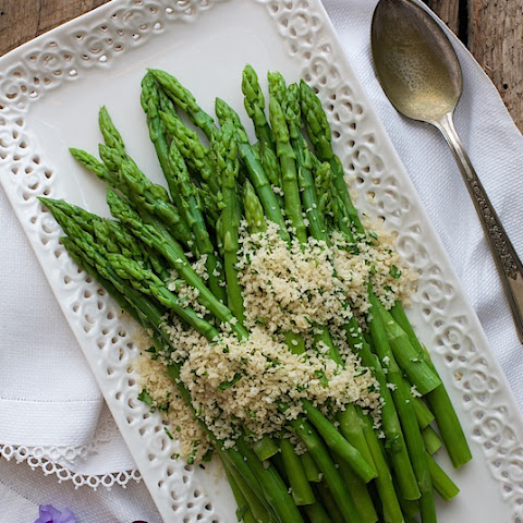Asparagus With Bread Crumb Recipes | Yummly