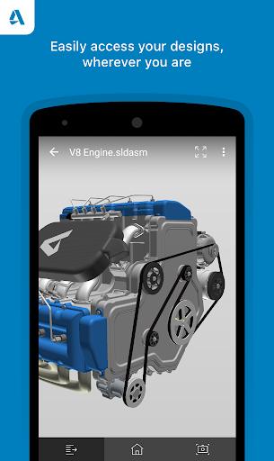 A360 - View CAD files screenshot 2