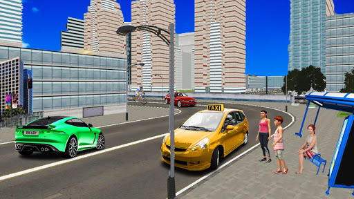 Crazy Taxi: City Drive 3D Apk Download Free for PC, smart TV