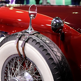 Tread view by Randy Young - Transportation Automobiles