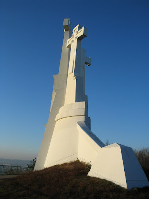 Three Crosses in Vilnius