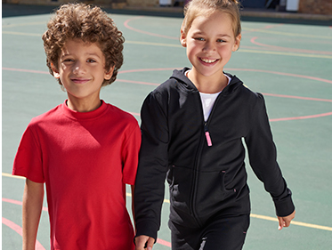 Get them kitted out with our range of P.E kits at George.com