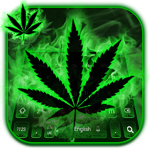Rasta Weed Keyboard For PC (Windows & MAC)