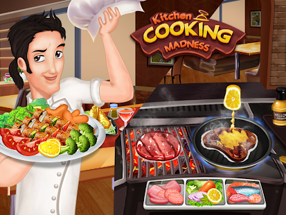 Game Kitchen Cooking Madness Apk For Windows Phone Android Games And Apps