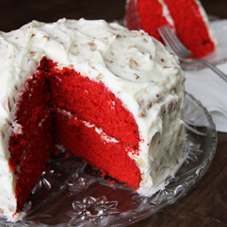 No Cocoa Red Velvet Cake Recipes