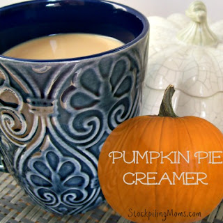 Pumpkin Pie Creamer Recipes