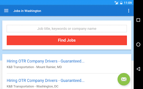 App Jobs in Washington, DC, USA APK for Windows Phone