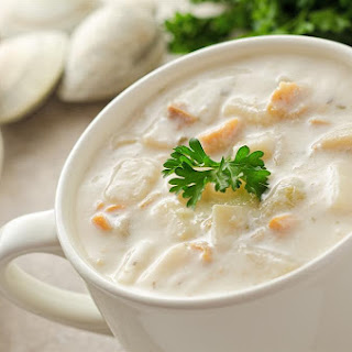Low Calorie Clam Chowder Recipes