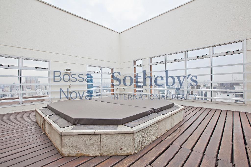 Cobertura residencial para venda e locação, Moema, São Paulo - CO1602.