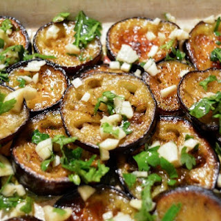Eggplant Greek Style Recipes