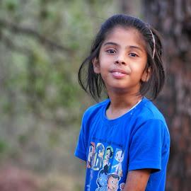 SRIJYAA by Kanwar Rajneesh Singh - Babies & Children Child Portraits
