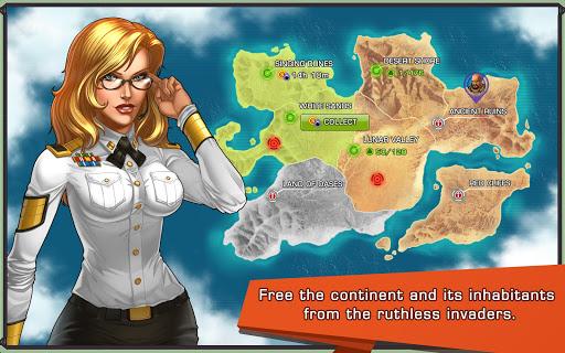 Iron Desert - Fire Storm screenshot 13