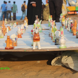 by Jegathesh Kumaran - Artistic Objects Toys