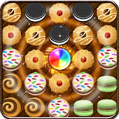 Game Cookie Crush Match 1.0 APK for iPhone
