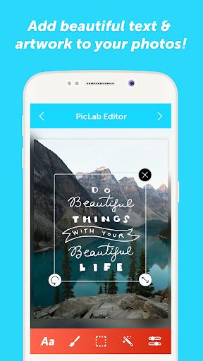 PicLab - Photo Editor screenshot 2