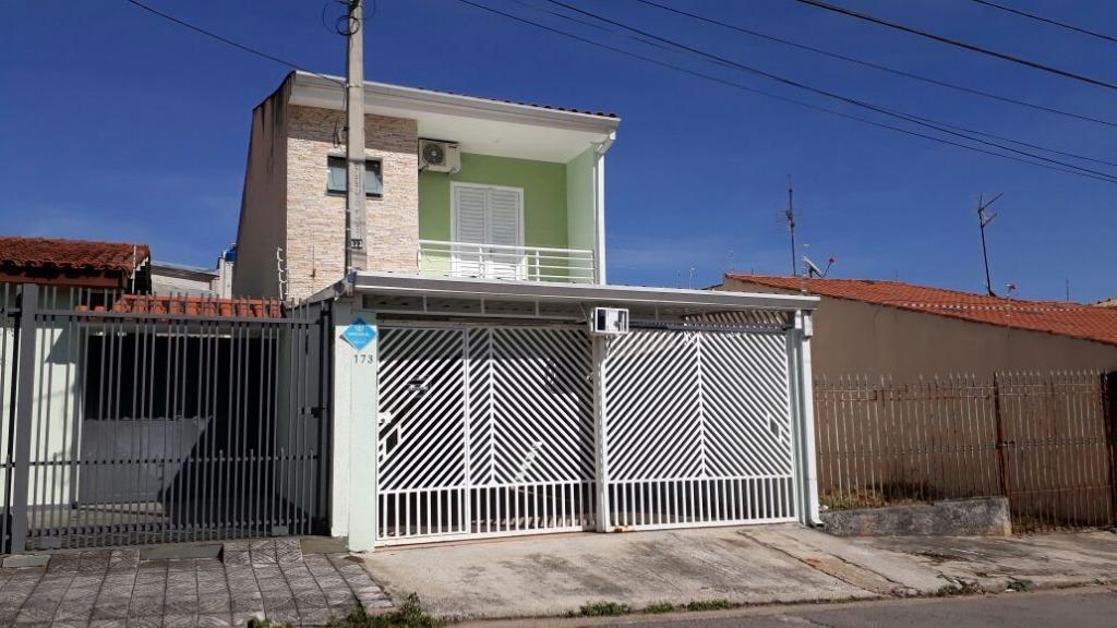 Casa com 3 dormitórios à venda, 119 m² por R$ 370.000 - Jardim São Paulo - Sorocaba/SP