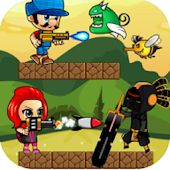 Game Warrior team –Adventure Gun APK for Kindle