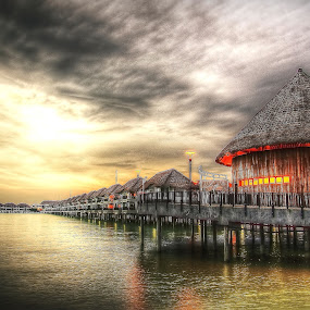 Gold Coast The Palm Sepang by Andy Teoh - City,  Street & Park  Vistas ( the palm, gold coast sepang, malaysia, morib )