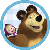APK Game Masha and the Bear: Evolution for BB, BlackBerry