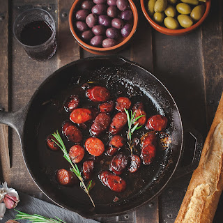 Chorizo With Red Wine Recipes
