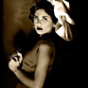 by Jayson Macasu - People Portraits of Women