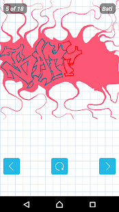 How to Draw Graffiti - screenshot
