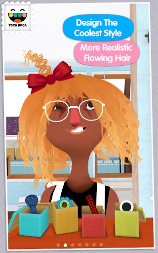 Toca Hair Salon 2 screenshot 15