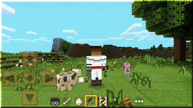 Magic Craft: Crafting Game APK screenshot thumbnail 1