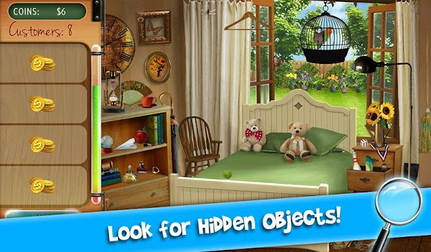 Hidden Object - Home Makeover APK screenshot thumbnail 1