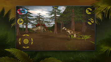 Screenshot of Carnivores: Dinosaur Hunter HD