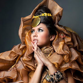 by Aji Patria - People Portraits of Women ( potrait, fashion, woman )