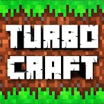 Turbo Craft New City : crafting and survival Icon