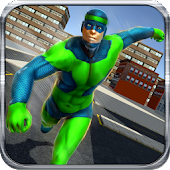 New Superhero City Fighter Home Coming APK for Bluestacks