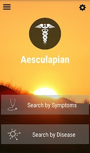 Aesculapian - Symptom checker- screenshot thumbnail