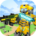 Game Rescue Robots Block Heroes APK for Windows Phone