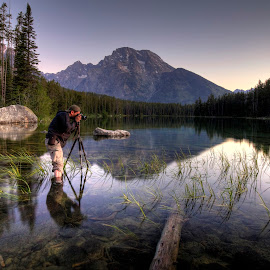 by Ryan Smith - Landscapes Waterscapes