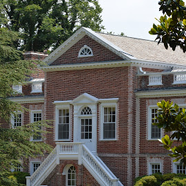Whitehall Manor by Michael Harris - Buildings & Architecture Public & Historical ( annapolis )