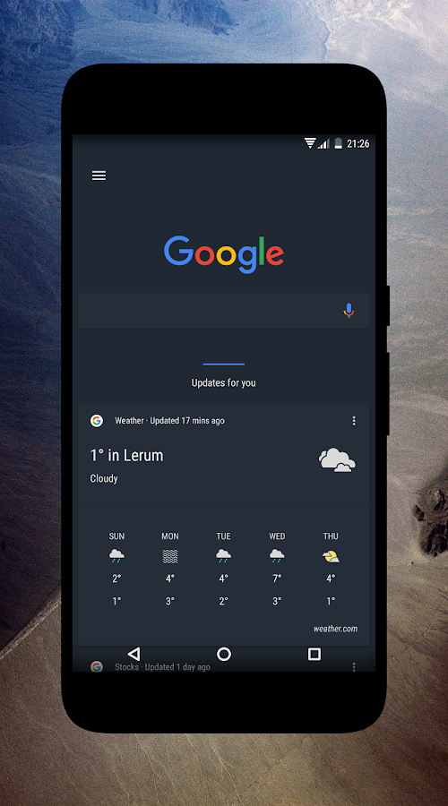 Swift Style CM12 & CM13 Theme Screenshot 2