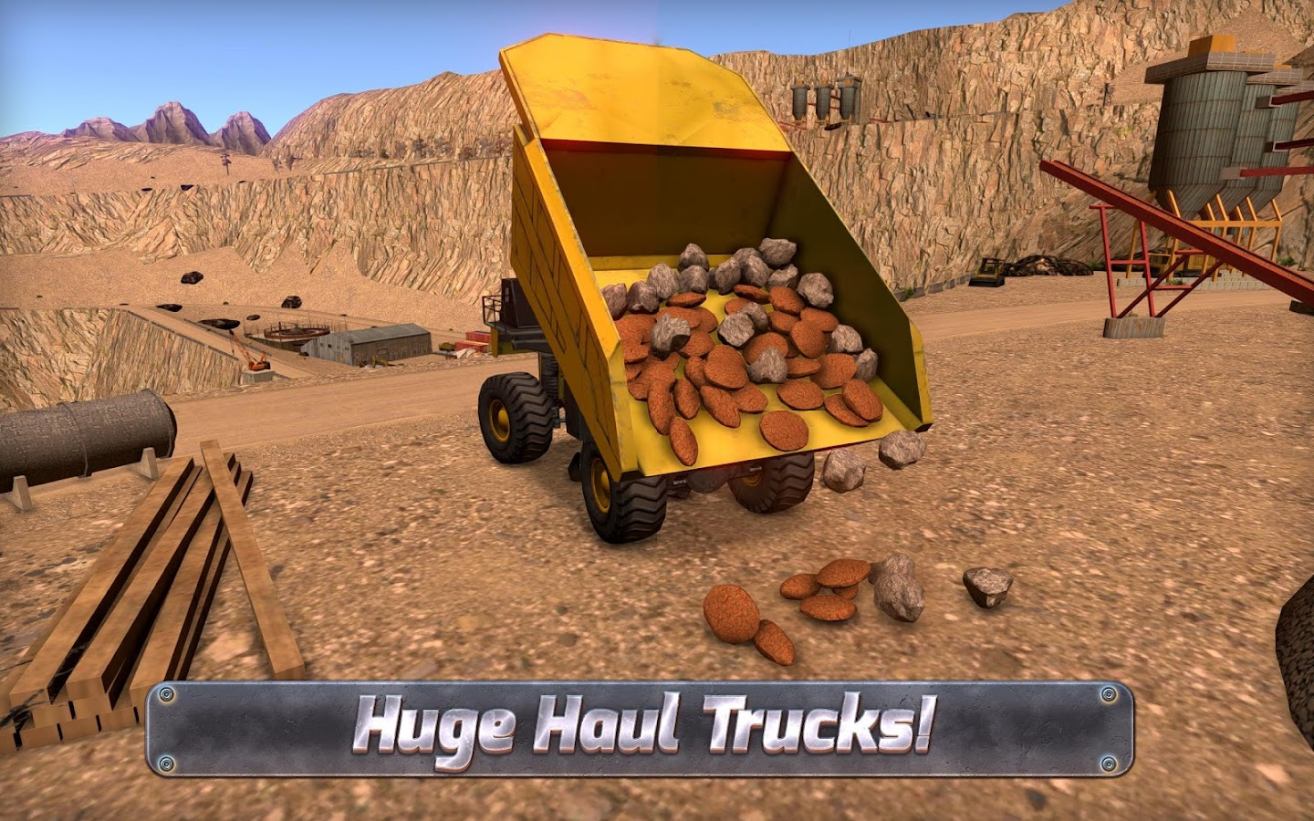 Extreme Trucks Simulator Screenshot 12