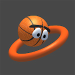 Jump Shot - Bouncy BasketBall Icon
