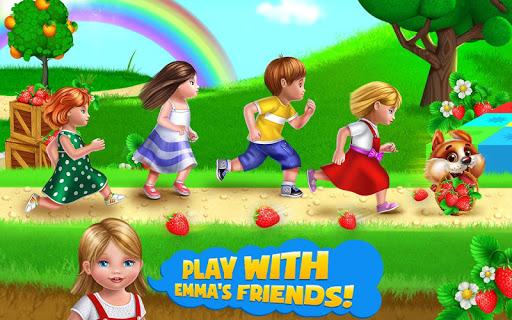 Strawberry Rush - screenshot