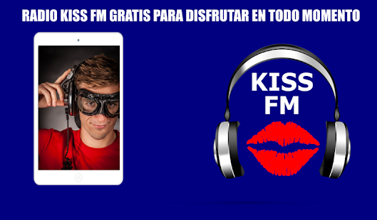 Radio Kiss FM Gratis España - screenshot