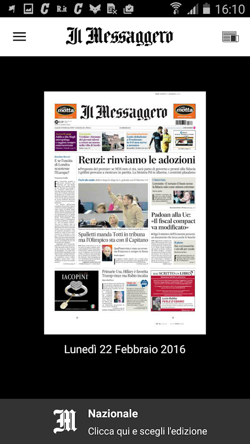 Il Messaggero Screenshot 6