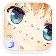 Emoji Keyboard-The Girl APK Version 1.1
