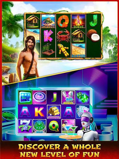Panda Best Slots Casino - screenshot